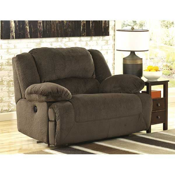 Picture of Chocolate Wall Saver Recliner