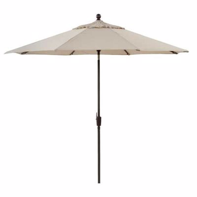 "Picture of 9"" Umbrella Auto- Tilt -Tweed"