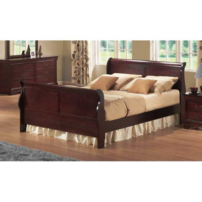 Picture of Bordeaux Queen Sleigh Bed