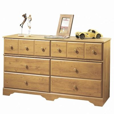 Picture of Little Treasures 6-Drawer Dresser *D