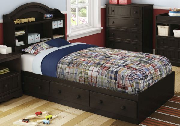 Picture of Savannah Twin Mates Bed *D