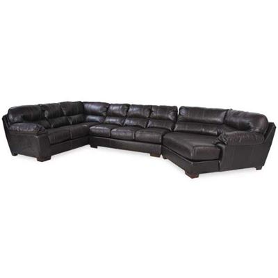 Picture of Lawson 3 Piece Sectional with RAF Piano Wedge