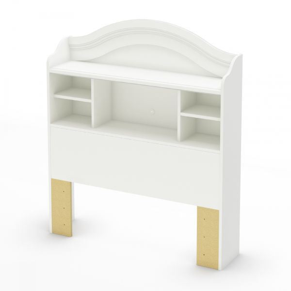 Picture of Savannah Twin Bookcase Headboard *D