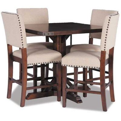 Picture of Modesto 5 Piece Counter Height Table Set