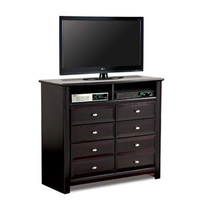 Picture of Laguna Media Chest Black Cherry