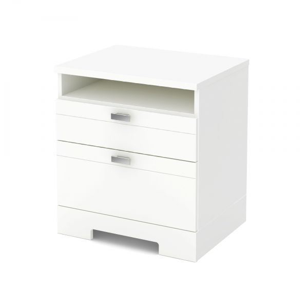 Picture of Reevo Night Stand with Drawers *D