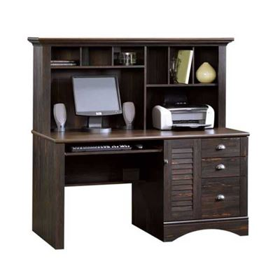 Picture of Harbor View Computer Desk W/Hutch