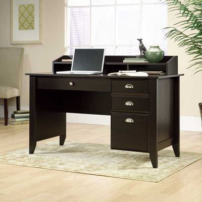 Picture of Shoal Creek Computer Desk W/Hutch