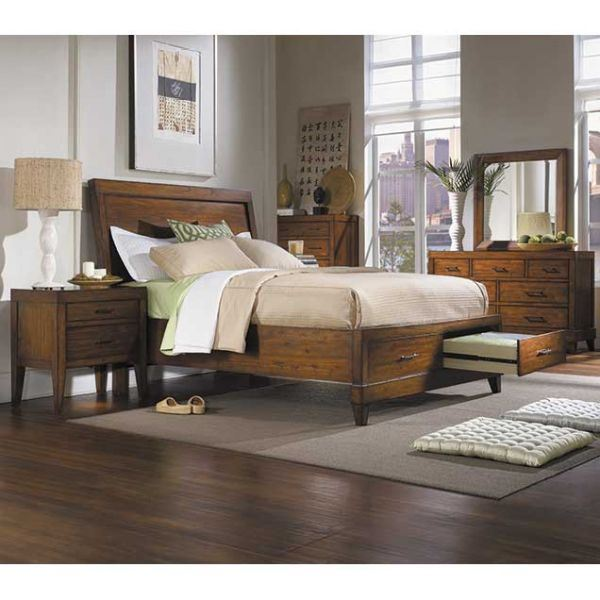 Picture of Tamarindo King Storage Bed