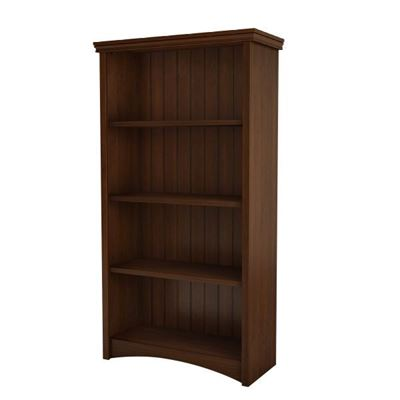 Picture of Gascony 4-Shelf Bookcase *D