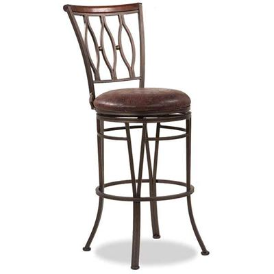 "Picture of Marsol 30"" Swivel Barstool"