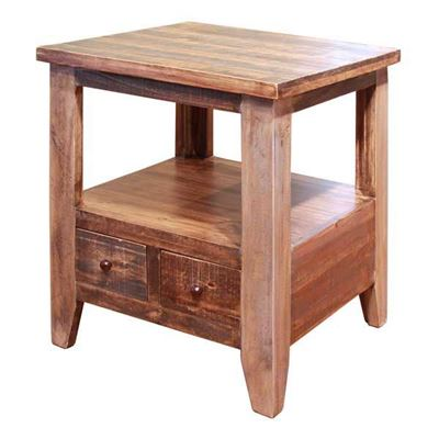 Picture of Antique End Table