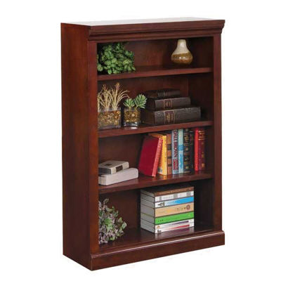 Picture of Versailles Cherry Bookcase - 3 Shelf