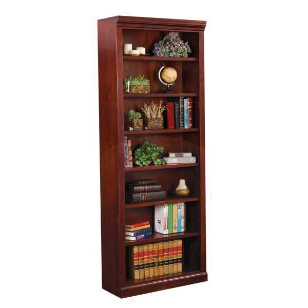 Picture of Versailles Cherry Bookcase - 6 Shelf