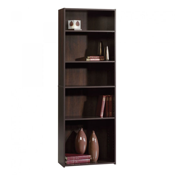 """Picture of Beginnings 72"""" Cherry Library"""