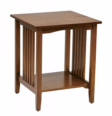 Picture of Sierra Ash Side Table *D