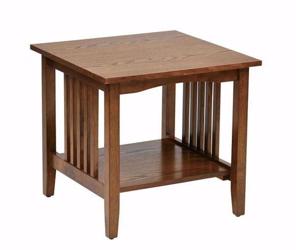 Picture of Sierra Mission Oak End Table *D