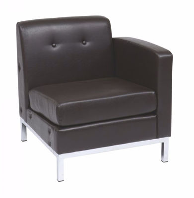 Picture of Wallstreet Espr Arm Chair Raf *D
