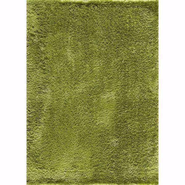 Picture of Serene Shag Green Rug 5x7 *D