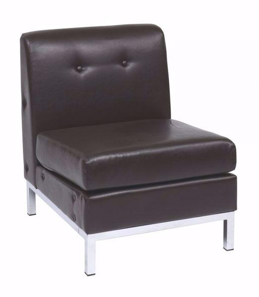 Picture of Wallstreet Espr Armless Chair *D