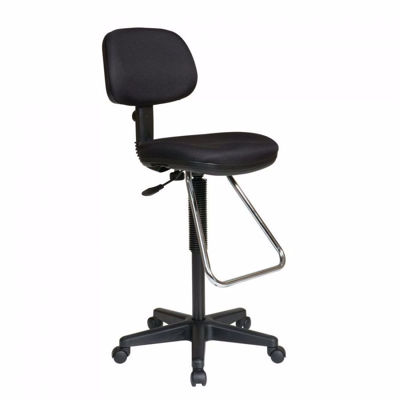 Picture of Black Office Chair DC430-231 *D