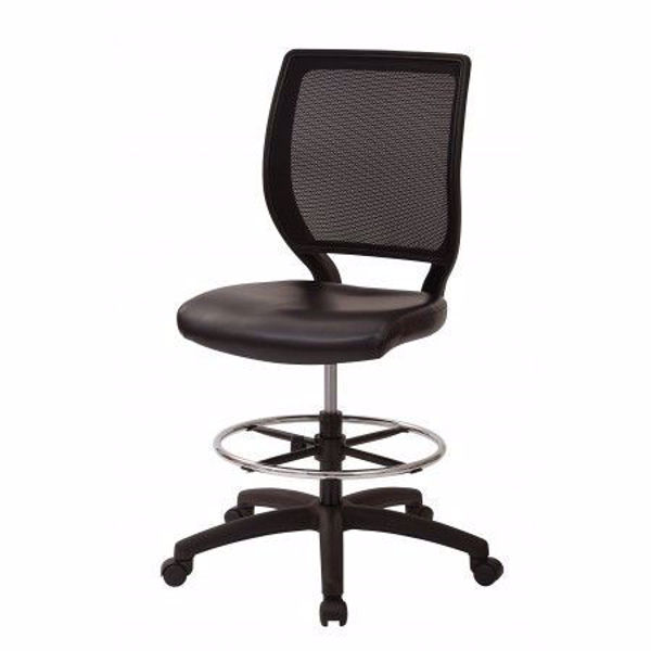 Picture of Deluxe Armless Office Chair DC51000NV-3 *D