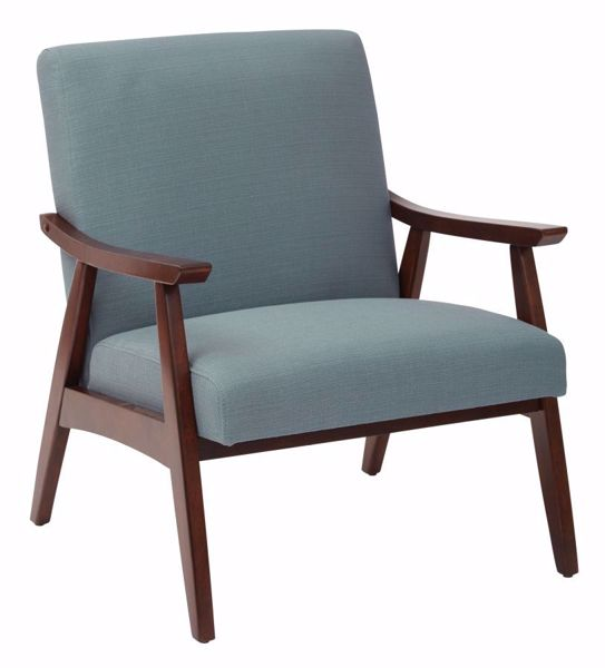 Picture of Davis Sea Fabric Chair *D
