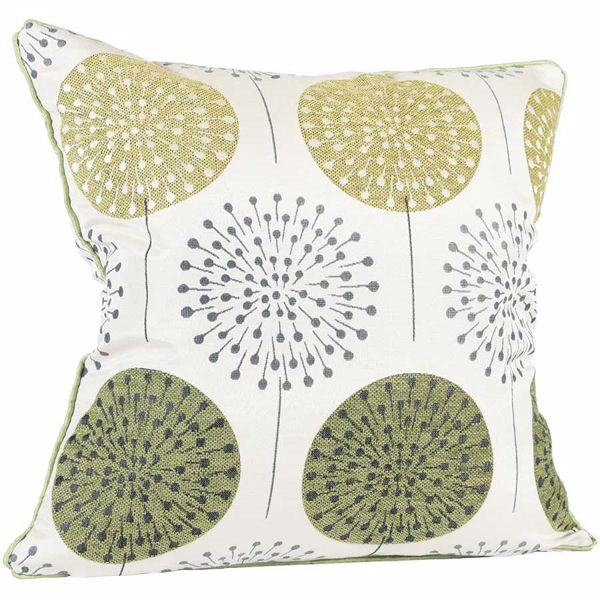 Picture of 18x18 Green Chenille Pillow *P