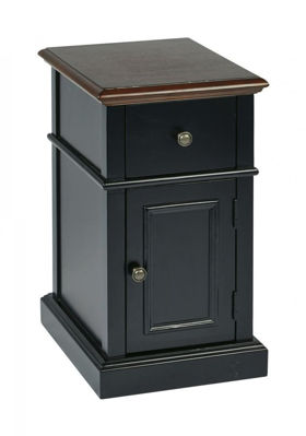 Picture of OxfoRound 2-Tone Side Table *D