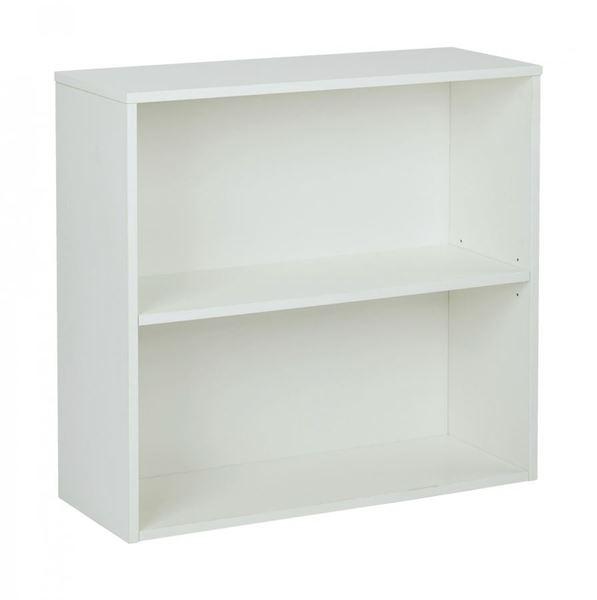 Picture of White Prado 30-InchBookcase *D