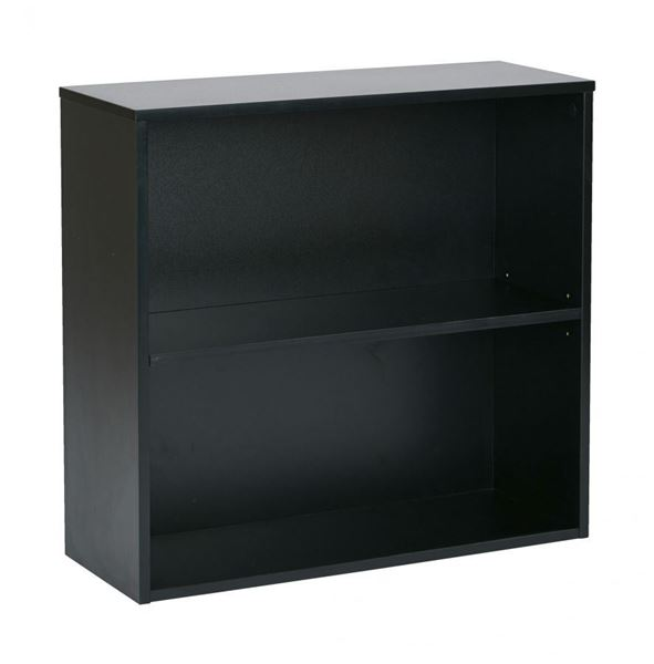 Picture of Black Prado 30-InchBookcase *D