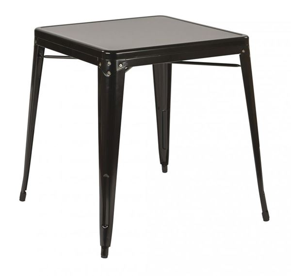 Picture of Paterson Metal Table Black *D