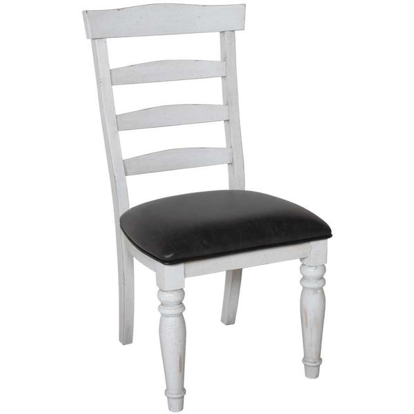 Picture of Bourbon County Ladderback Chair with Cushion Seat