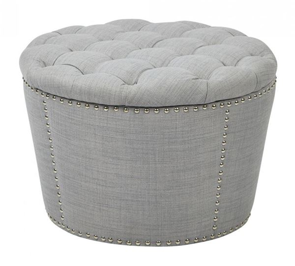Picture of Dove Lacey Tufted Storage Set *D