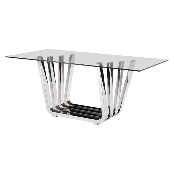 Picture of Fan Dining Table *D