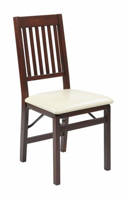 Picture of Hacienda Cream 2 Pk Folding Chair *D