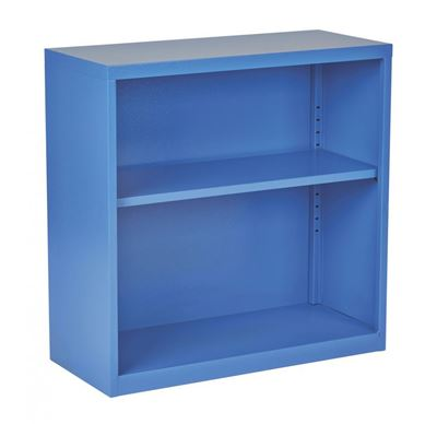 Picture of Blue Betal Bookcase *D
