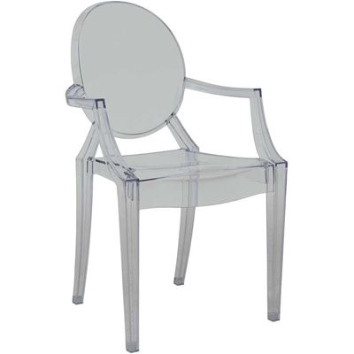 Picture of Lou Clear Ghost Chair