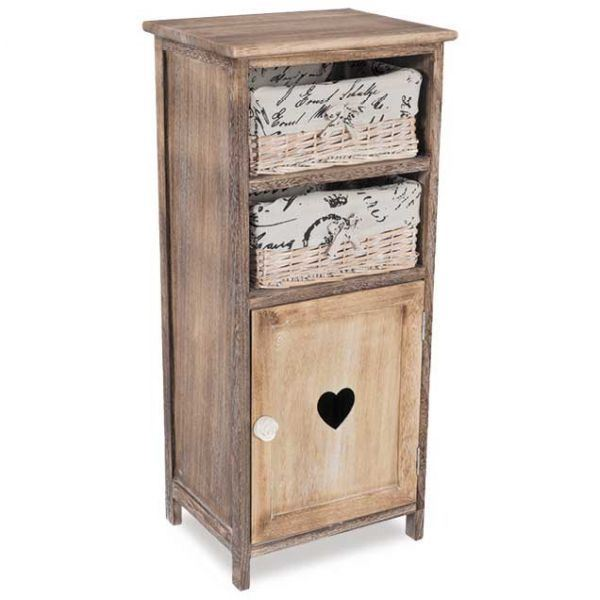 Picture of Antique Brown Cabinet