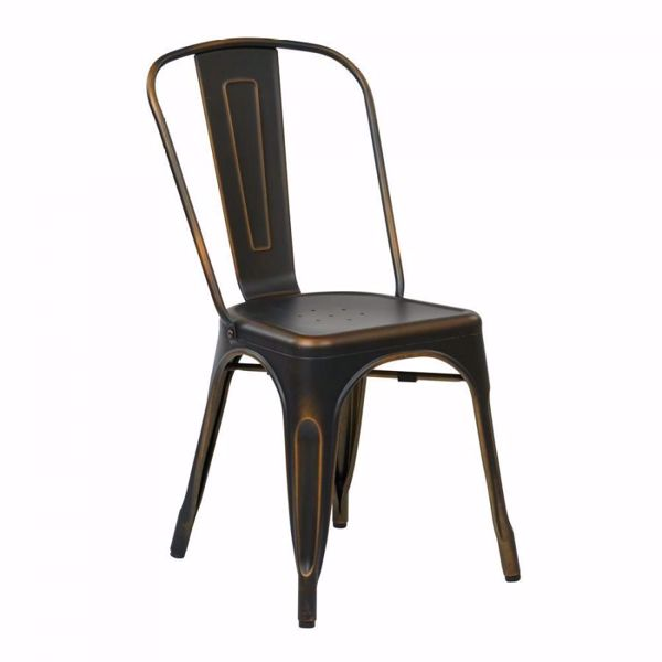 Picture of Bristow Copper Armless Chair, 4-Pack *D