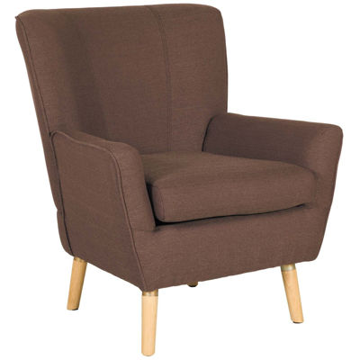 Picture of Mara Light Brown Accent Chair