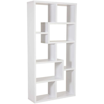 Picture of White Puzzle Display Cube