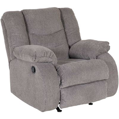 Picture of Tulen Gray Rocker Recliner