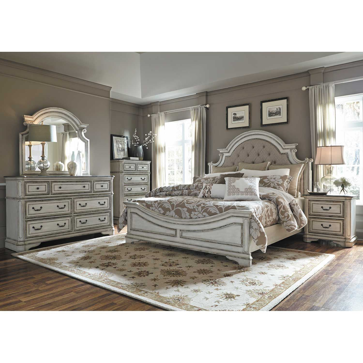 Picture of Magnolia Manor 5 Drawer Chest