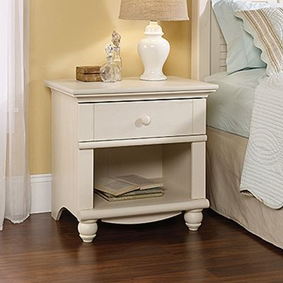 Picture of Harbor View Night Stand Antiqued White * D
