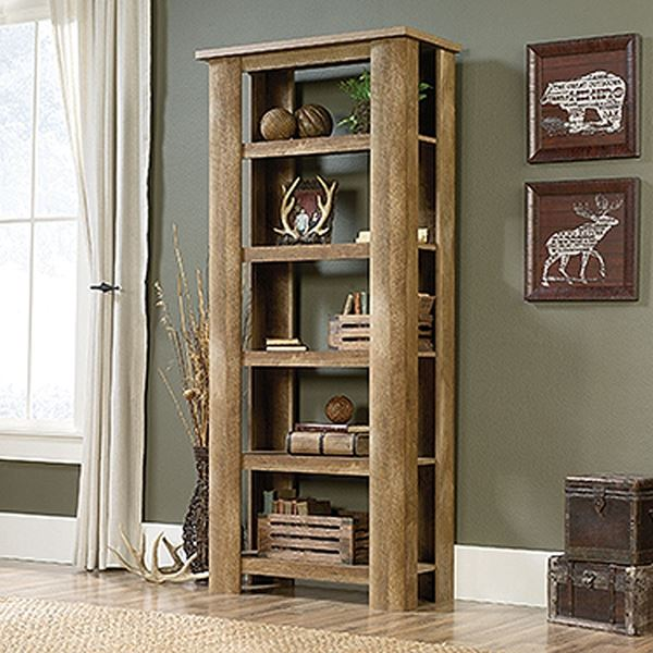 Picture of Boone Mountain Bookcase Craftsman Oak * D