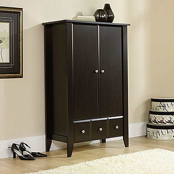 Picture of Shoal Creek Armoire Jamocha Wood * D