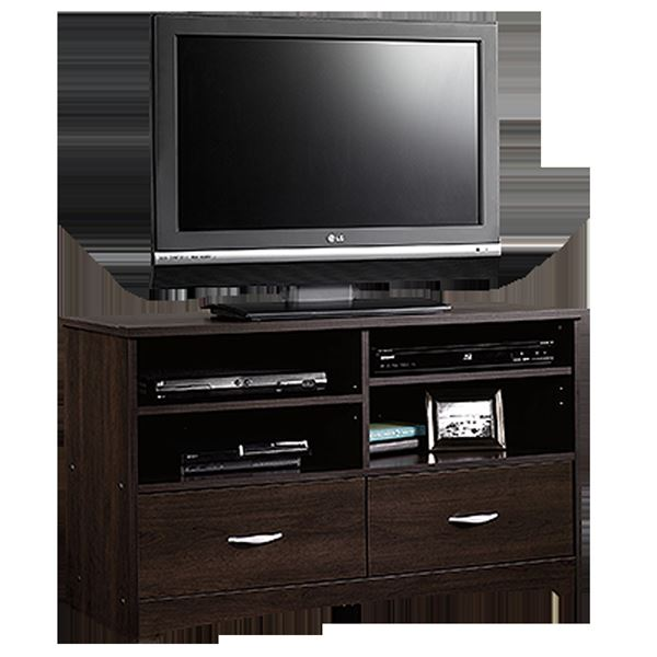 Picture of Beginnings Tv Stand Cinnamon Cherry * D