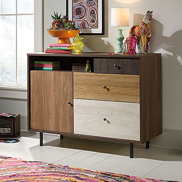 Picture of Eden Rue Credenza Spiced Mahogany * D