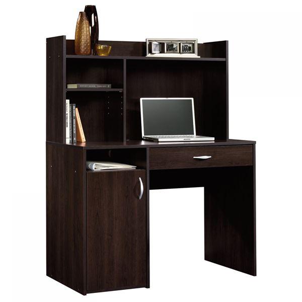 Picture of Beginnings Desk W/hutch Cinnamon Cherry * D